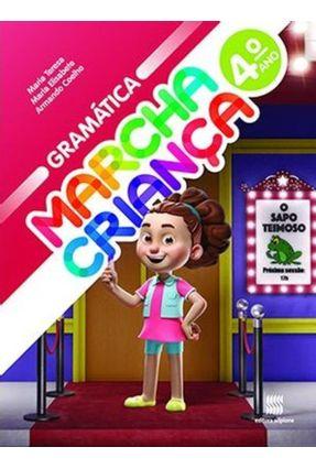 Marcha Criança - Gramática - 4º Ano - Armando Coelho pdf epub