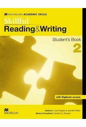 Skillful 2 -Reading And Writing - Student´S With Digibook Access - Editora Macmillan Editora Macmillan   Nisrs.org