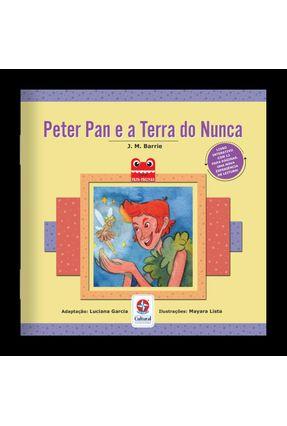 Peter Pan e A Terra do Nunca - Garcia,Luciana Lista,Mayara | Nisrs.org