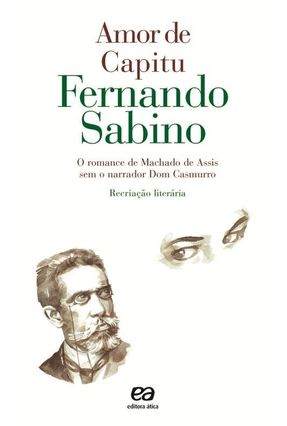 Amor de Capitu - Sabino,Fernando Sabino,Fernando pdf epub