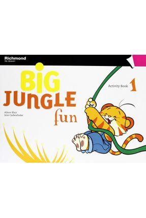 Big Jungle Fun 1 - Activity Book - Alison Blair   Tagrny.org
