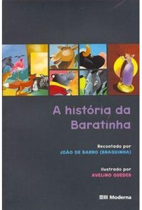 A História da Baratinha - Clássicos Infantis Brochura - Barro,Joao Barro,Joao   Nisrs.org