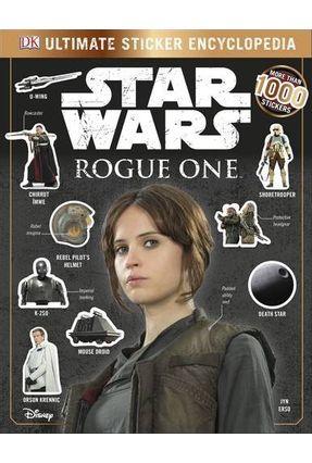 Star Wars - Rogue One Ultimate Sticker Encyclopedia - Dk   Hoshan.org