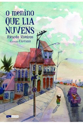 O Menino Que Lia Nuvens - Viveiros,Ricardo | Nisrs.org