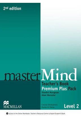 Mastermind 2Nd Edition Teacher's Book Premium Plus Pack-2 - Murugesan,V. Worcester,A. | Nisrs.org