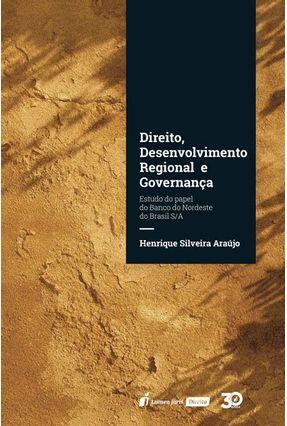 Direito, Desenvolvimento Regional E Governança
