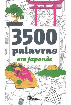 3500 Palavras Em Japonês - Belhassen,Thierry | Hoshan.org