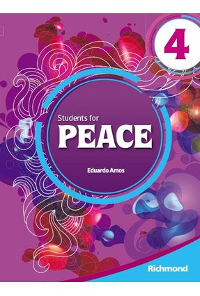 Student'S For Peace 4 - Livro do Aluno + Mutirom - Amos,Eduardo   Hoshan.org