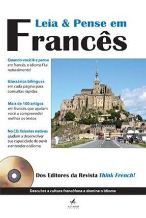 Leia e Pense Em Francês - Com CD - Books,Alta   Hoshan.org