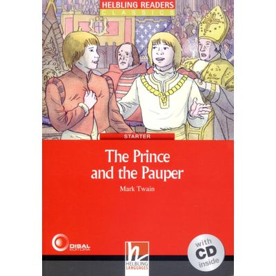 Usado - The Prince And The Pauper – Starter – With CD Inside – Helbling Reardes Classics