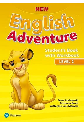 New English Adventure 2 - Student's Book Pack - Lochowski,Tessa Bruni,Cristiana Morales,Jose Luis pdf epub
