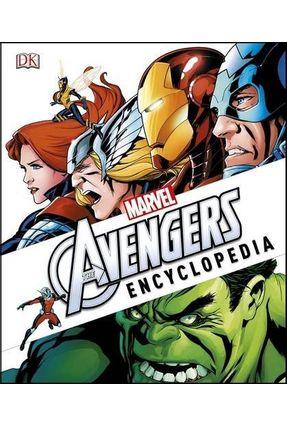 Marvel's The Avengers Encyclopedia - Dk   Hoshan.org