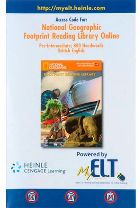 Footprint Reading Library - Level  1    800 A2 - Online - British English - Waring,Rob | Nisrs.org