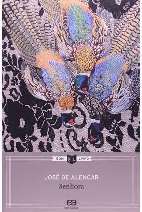 Senhora 36ª Ed. 2012 - Col. Bom Livro - - Alencar,José de pdf epub