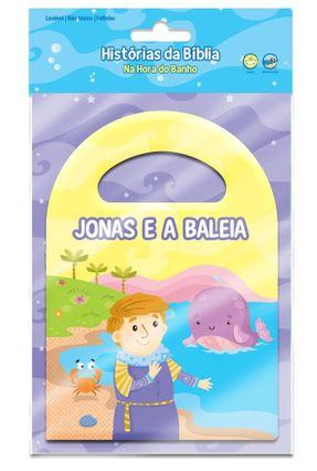 Hora do Banho Biblico: Jonas e A Baleia - Viviane Machado | Tagrny.org