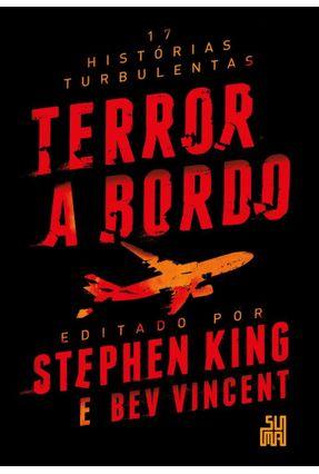 Terror A Bordo - 17 Histórias Turbulentas