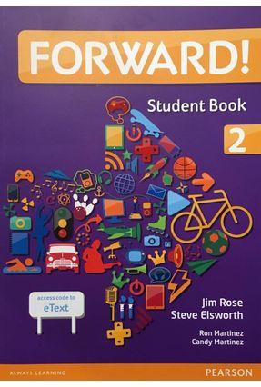 Forward! 2 Pack Sb W/ Mel & Multirom 2 Pack Sb With Mel + Multi-Rom 1 - Editora Pearson | Nisrs.org