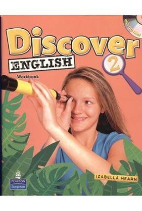 Discover English Vol. 2 Workbook - Wildman,Jayne | Hoshan.org