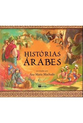 Histórias Árabes - Machado,Ana Maria pdf epub