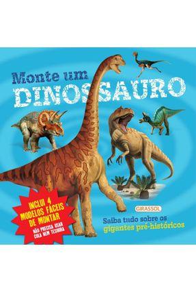 Monte Um Dinossauro - Montgomery,Lee Bampton,Claire | Hoshan.org