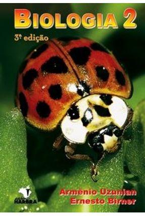 Usado - Biologia - Vol. 2 - 3ª Edição
