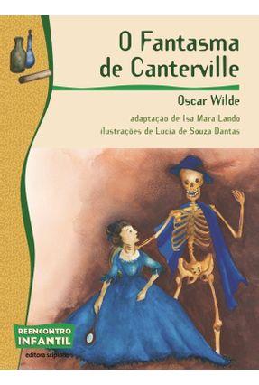 O Fantasma de Canterville - Col. Reencontro Infantil - Wilde,Oscar pdf epub
