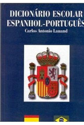 Dicionário Escolar Espanhol-português - Vol.4 -  pdf epub