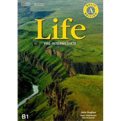 Life - Pre-Intermediate - Split A Edition - B1