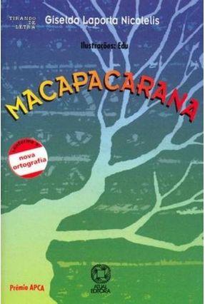 Macapacarana - Col. Tirando De Letra - Nicolelis,Giselda Laporta | Tagrny.org