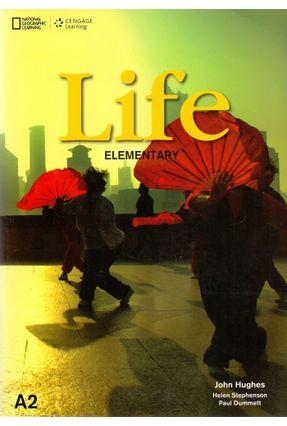 Life - Elementary - Student Book + DVD - Paul Dummett Hughes,John | Hoshan.org