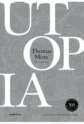 Utopia - Bilíngue (Latim-Português) - Nova Edição - More,Thomas pdf epub