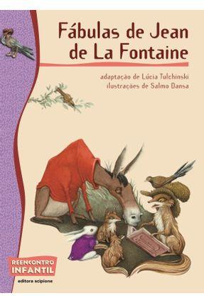 Fábulas de Jean de La Fontaine - Col. Reencontro Infantil - Tulchinski,Lucia pdf epub