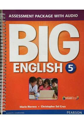 Big English 5 - Editora Pearson | Tagrny.org