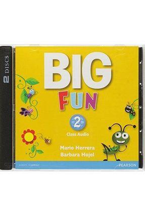 Big Fun 2 Class Audio - Herrera,Mario Hojel,Barbara   Tagrny.org
