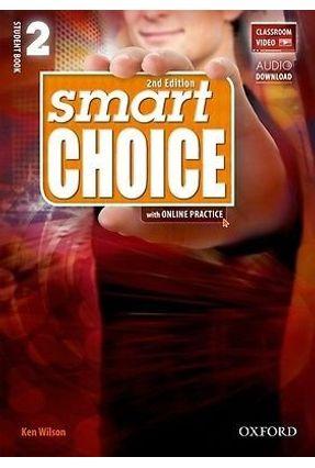 Smart Choice 2 - Workbook With Self-Study Listening - Third Edition - Wilson,Ken Healy,Thomas | Nisrs.org