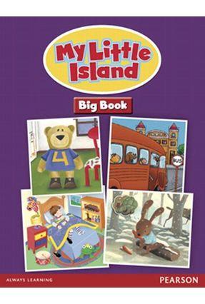 My Little Island 3 Big Bk 3 Big Book 1E - Editora Pearson | Hoshan.org