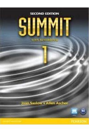 Summit 2E 1 CL Aud Cd 1 CL Aud Prg - Editora Pearson   Nisrs.org