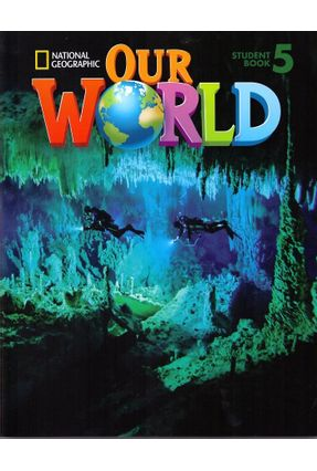 Our World 5 - Student Book With CD-ROM - Ronald Scro | Nisrs.org