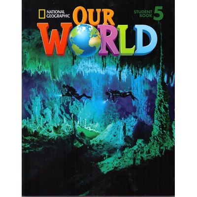 Our World 5 - Student Book With CD-ROM