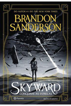 Skyward - Conquiste As Estrelas - Sanderson,Brandon Blasques,Marcia | Hoshan.org