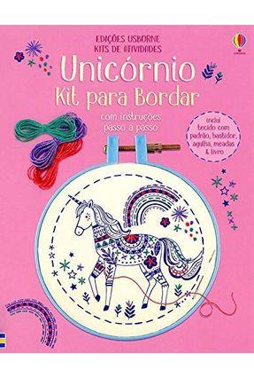 Unicórnio: Kit Para Bordar - Editora Nobel | Tagrny.org