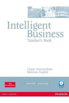 Intelligent Business Challenges - Upper Intermediate Teacher Book with CD-Rom - Barrall,Irene | Hoshan.org