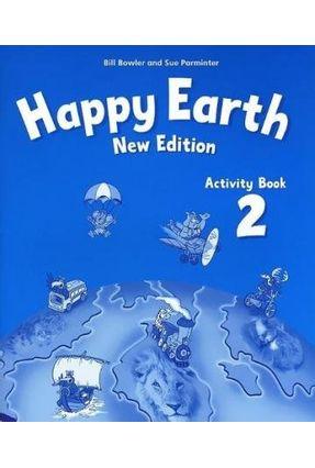 Happy Earth - Activity Book - Pack Level 2 - Editora Oxford pdf epub