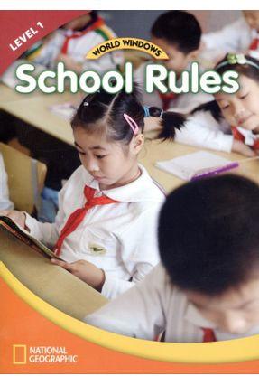 World Windows 1 - School Rules - Student Book - Cengage Learning,Heinle   Hoshan.org