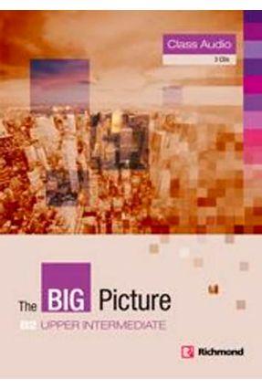 The Big Picture Upper-Intermediate B2 - Class CD - Ceri Jones with Ben Goldstein   Hoshan.org