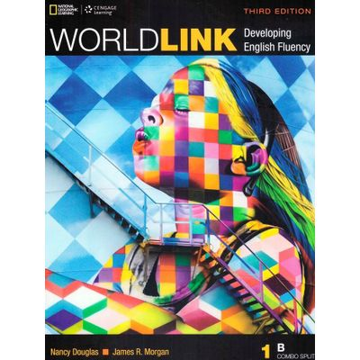 World Link 3Rd Edition Book 1 - Combo Split B With My World Link Online