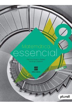 Matemática Essencial 8º Ano - Patrícia Moreno Pataro Rodrigo Dias Balestri pdf epub