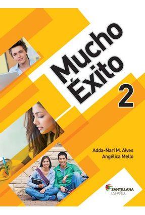 Mucho Éxito 2 - Libro Del Alumno + CD Audio - Adda,Nari M. Alves Mello,Angélica pdf epub