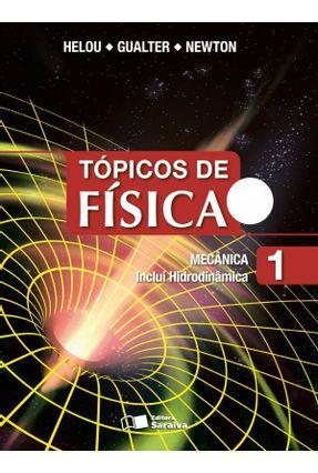 Usado - Tópicos de Física - Vol. 1 - Mecânica Inclui Hidrodinâmica - 21ª Ed. 2012