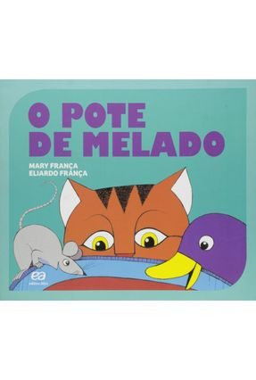 O Pote de Melado - Col. Gato e Rato -  pdf epub